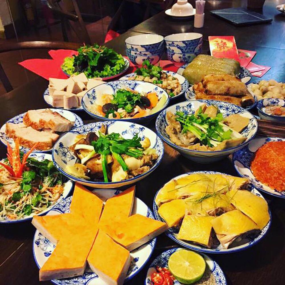 Những món ăn đám cưới miền Trung