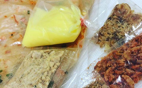 Bánh tránh muối Tây Ninh là đặc sản