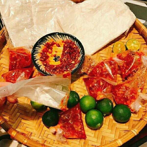 Đặc sản Bánh Tráng Tây Ninh