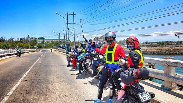 Du lịch Tây Ninh bằng xe máy