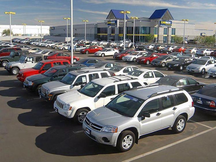 Mua bán xe trực tuyến